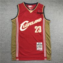 19-20 Adult Cavaliers basketball jersey shirt James 23 red