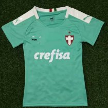 19-20 Women Thai Quality Palmeiras 3rd away football jersey soccer shirt