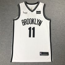 19-20 Adult Brooklyn basketball jersey shirt Irving 11 white