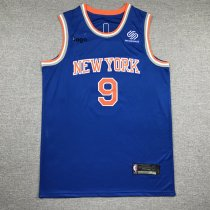 19/20 Men Knicks basketball jersey shirt Barrett 9