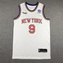 2019/20 Men Knicks basketball jersey shirt Barrett 9 white