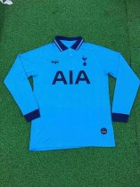 2019-20 Thai quality adult Tottenham 3rd away long sleeve soccer jersey football shirt