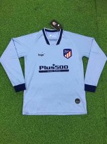 19-20 Thai quality adult Atletico 3rd away long sleeve soccer jersey football shirt
