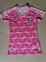 19-20 Women Thai Quality Gremio pink football jersey soccer shirt