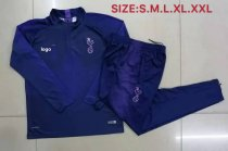 2019/20 Adult jacket Tottenham purple soccer tracksuit