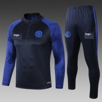 2019-20 Adult jacket Chelsea Royal blue soccer tracksuit