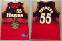2019/20 Adult Eagle basketball jersey shirt Mutombo 55 red