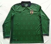 19/20 Thai Quality adult Italy 3rd away long sleeve soccer jersey football shirt