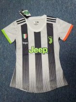 19-20 Women Thai Quality Juventus away soccer shirt football jersey
