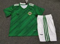 2019-20 Children European Cup Northern Ireland soccer uniforms football kits