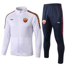 2019/20 men A.S.Roma white jacket soccer uniforms football kits