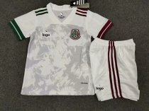 2019/20 Children Mexico away soccer uniforms football kits