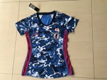 2019-20 Women Thai Quality Japanese foot football jersey soccer shirt