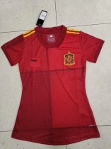 19-20 Women Thai Quality Spain home football jersey soccer shirt