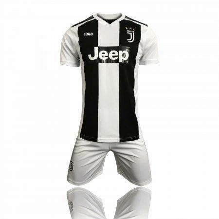 663b5232a 2018 19 Cheap Adult Juventus Soccer Jersey Uniform Man Shirt+Short ...