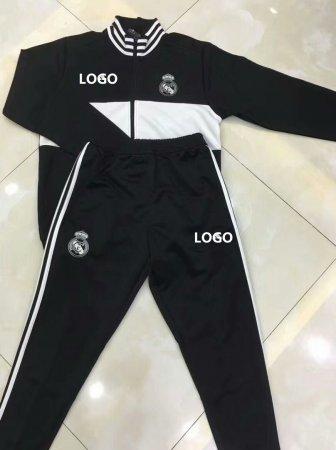 00274e7a2 2018 19 Men Real Madrid Soccer Jacket Adult Football Jackets Item NO  537913