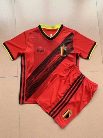 2019-20 Men AAA Quality European Cup belgium soccer kits football uniforms