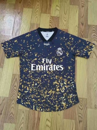 2019-20 Player Version adult real madrid soccer jersey football shirt