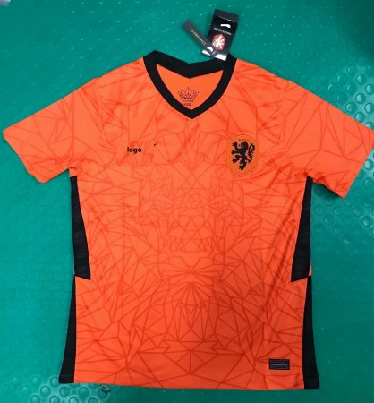 2020 Thai Version adult European Cup Netherlands home football shirt soccer jersey