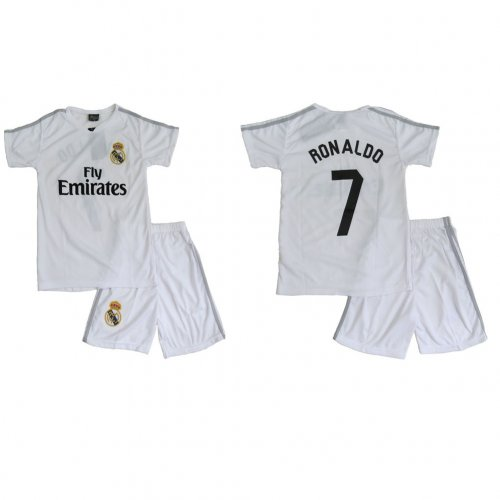 buy online f9cba 11508 Ronaldo Real Madrid Jersey Kids ,2016 Real Madrid Jerseys ...