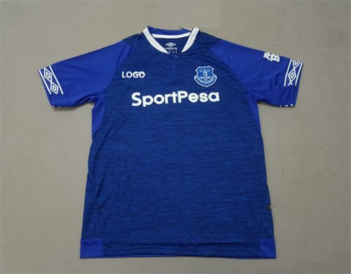 huge selection of 20337 0bab9 2018-19 Everton F.C. Home Blue Soccer Jersey -Thai Quality