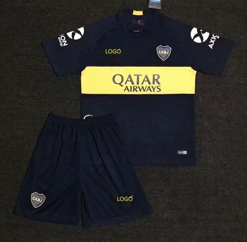 finest selection 755ce cdc08 2018/19 Adult Club Atlético Boca Juniors Soccer Jersey Uniforms Men Cheap  Football Kits Wholesale
