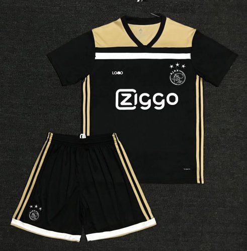 purchase cheap 35e14 ba746 18/19 Adult Football Uniform Wholesale Men Ajax Away Soccer Jersey Kits  Custom Name And Number