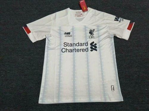 size 40 4a5b9 597ae 2019/20 Men Liverpool white Fan version Soccer jersey