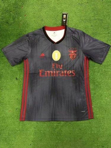 best authentic 080a4 a0a53 19/20 Men thai version Benfica Soccer jersey