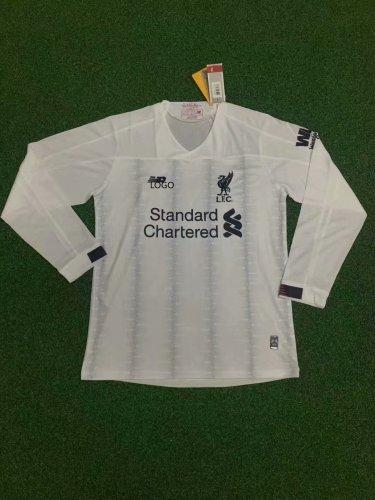new york 7d3a3 9d906 2019/20 Adult thai version Liverpool away long sleeve soccer jersey