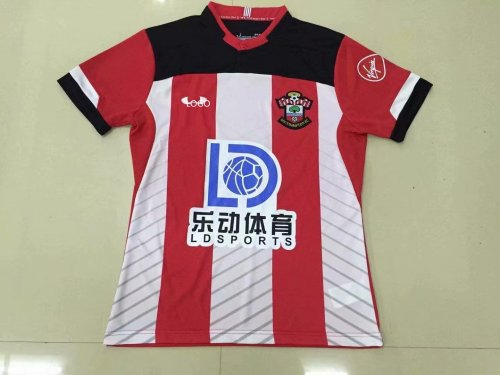 best loved 0bec8 b6a22 19/ 20 Adult thai version Southampton soccer jersey