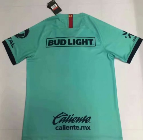 low priced 7b494 8d4bd 2019/20 men thai quality Pumas UNAM green soccer jersey