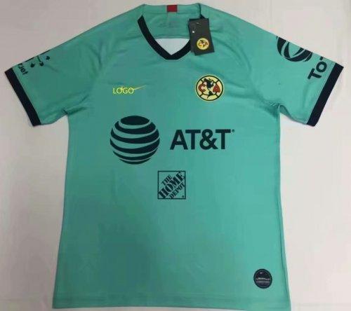 low priced bd420 9c8db 2019/20 men thai quality Pumas UNAM green soccer jersey