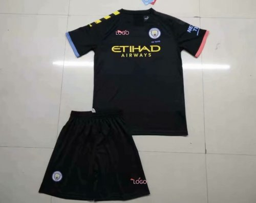 the best attitude ba9ed bbc6c 19/20 men AAA Quality Manchester City away soccer/football uniforms/kits