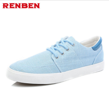 FY1584-Breathable Man Hemp Summer Flat Shoes Eu 39-44 Fashion Outdoor Style Light & Soft Men Casual & Sport shoes