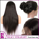Front lace wig straight