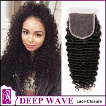 Deep Lace closure