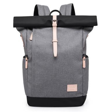 OneBling Anti-theft Waterproof Large Capacity Bags Men Backpack School Bag Travel Bag Laptop Backpack
