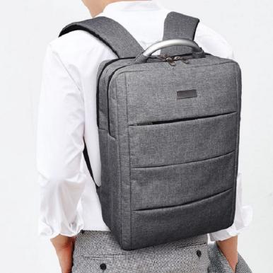 OneBling Large Capacity Men School Bags Waterproof Business Laptop Bag Women Bag USB Design Backpack