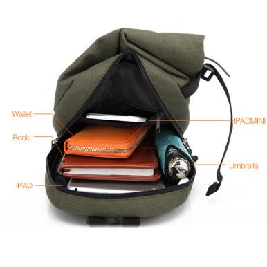 OneBling Outdoor Sports Men Sling Bag Crossbody Backpack Handbag Cycling Chest Bag