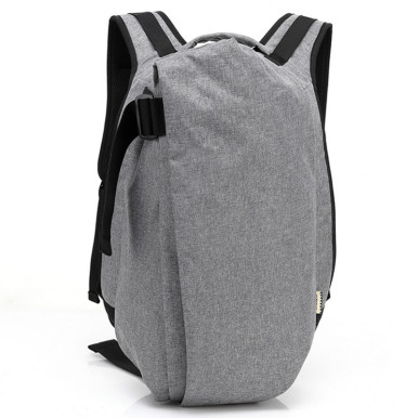Oversized Capacity Waterproof Men Backpack Casual Travel Bag College Student Bag USB Laptop Bag