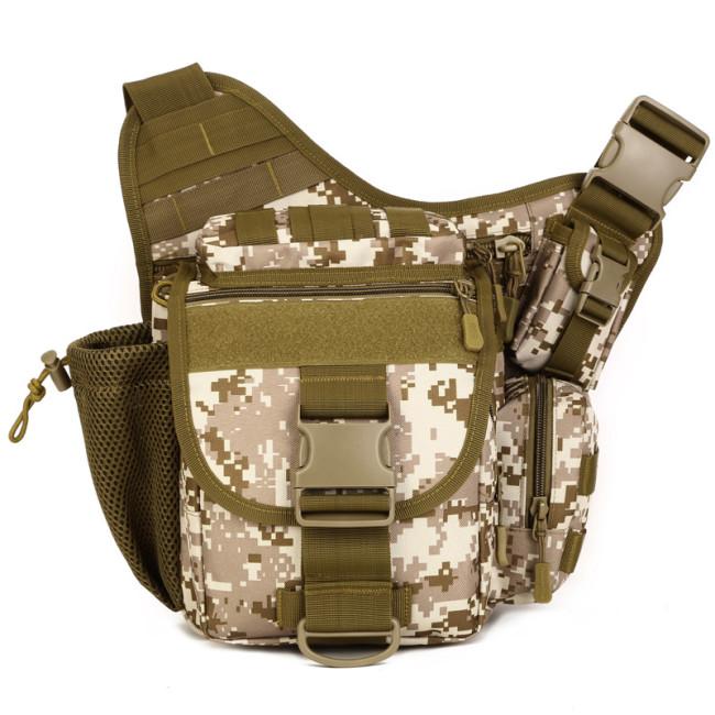 OneBling Waterproof Nylon Shoulder Bag Travelling Running Outdoor Sports Waist Bag