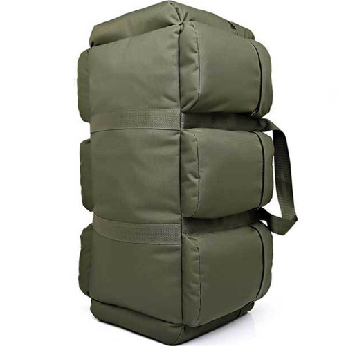OneBling 90L Oversized Capacity Hiking Backpack Waterproof Luggage Bag Outdoor Sports Crossbody Backpack