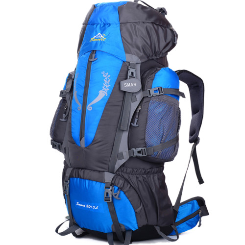 OneBling 80+5L Oversized Capacity Travelling Backpack Camping Outdoor Sports Luggage Bag
