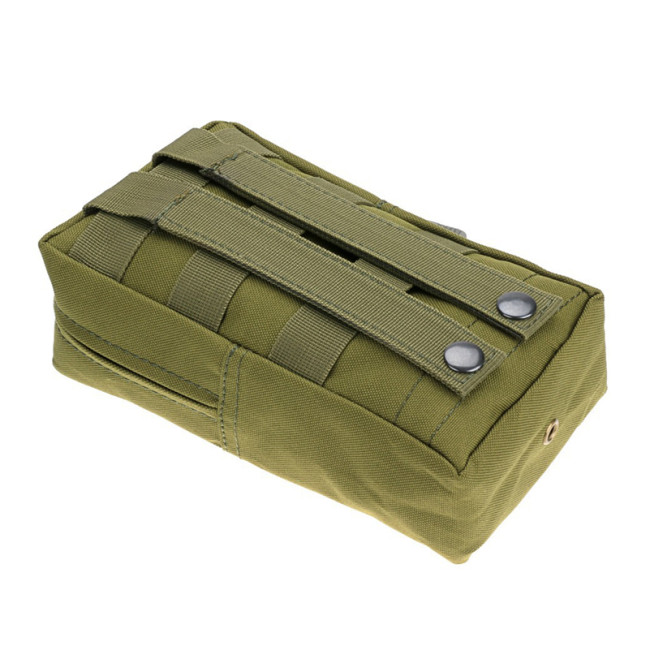 OneBling Zipper Waist Bag Webbing System Accessories Without Waistband