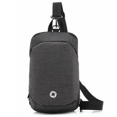OneBling Men Bag Oxford Chest Pack Shoulder Strap Crossbody Bags Women Bag Travel Backpack