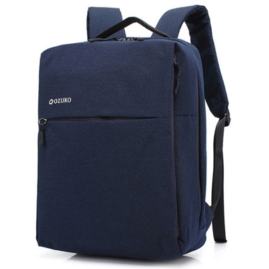 OneBling Anti-Theft Backpack Men Business Waterproof Oxford Fabric Laptop Backpack Travel Bags
