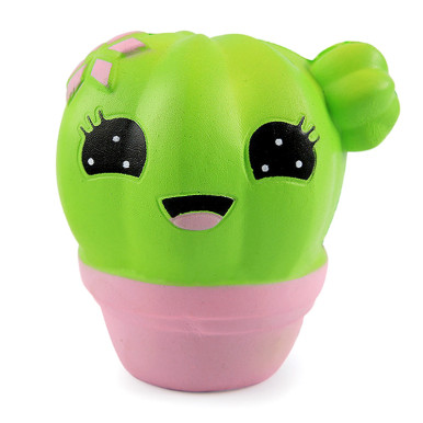 OneBling Squishies Prickly Pear(Two-Color) Slow Rising Squeeze Toys Kids Lovely Toy Decompression Toys Decorative Props