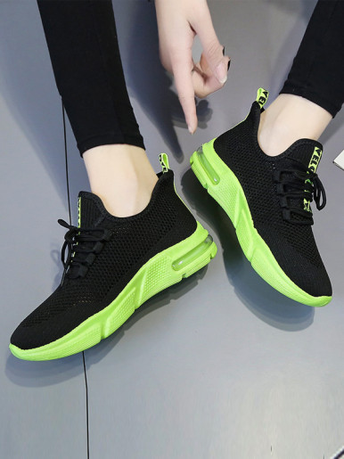 OneBling Summer Air Cushion Sock Trainers Women