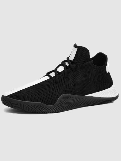 OneBling Air Mesh Breathable Knit Men Sneakers Mixed Colors Lightweight Slip On Walking Sock Flat Shoes Casual Shoes